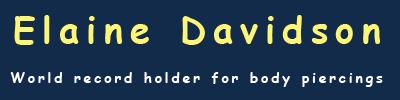 Elaine Davidson Logo